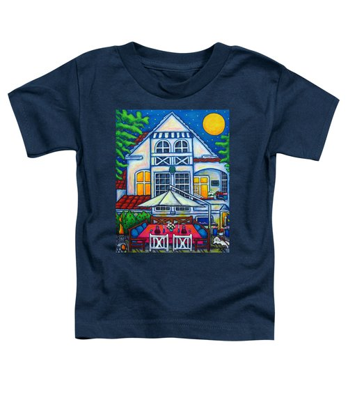 The Little Festive Danish House Toddler T-Shirt