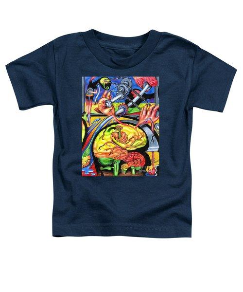 The Mechanics Of Consciousness Toddler T-Shirt