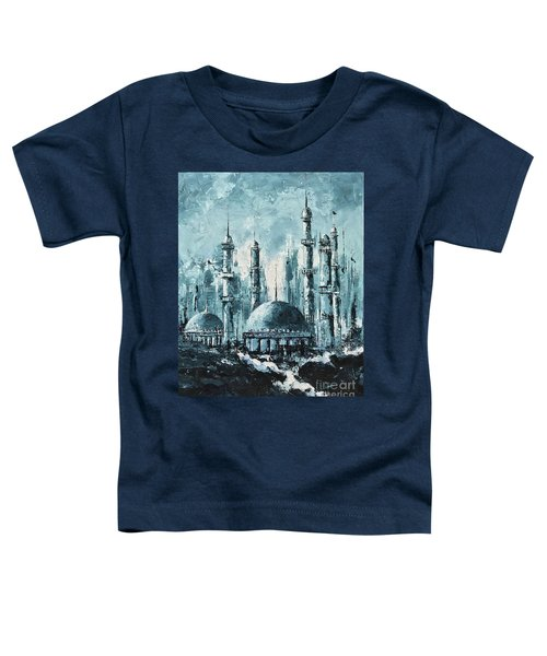 The Mosque-2 Toddler T-Shirt