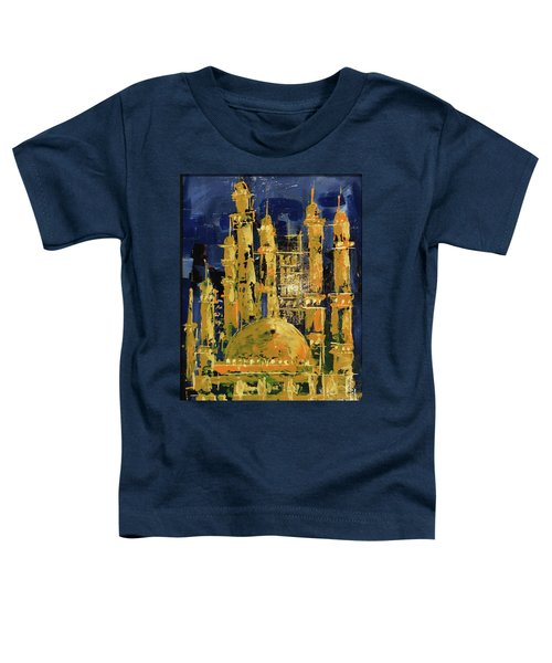 The Mosque-3 Toddler T-Shirt
