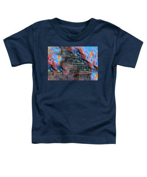 The Origins Of The Nabu  Toddler T-Shirt