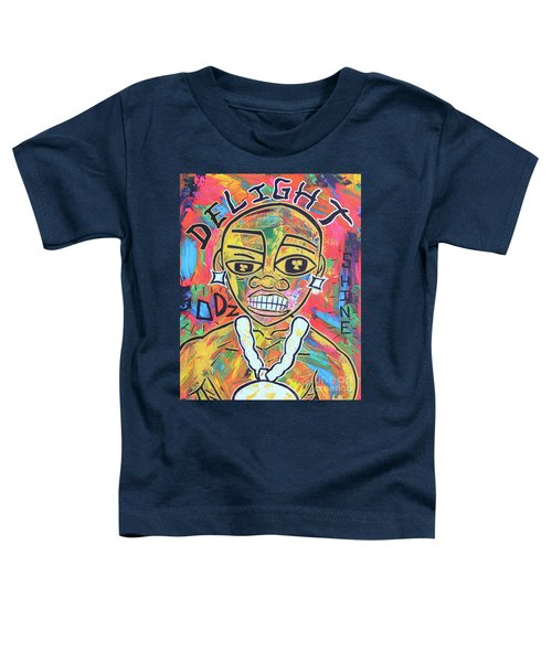 The Rappers Delight  Toddler T-Shirt