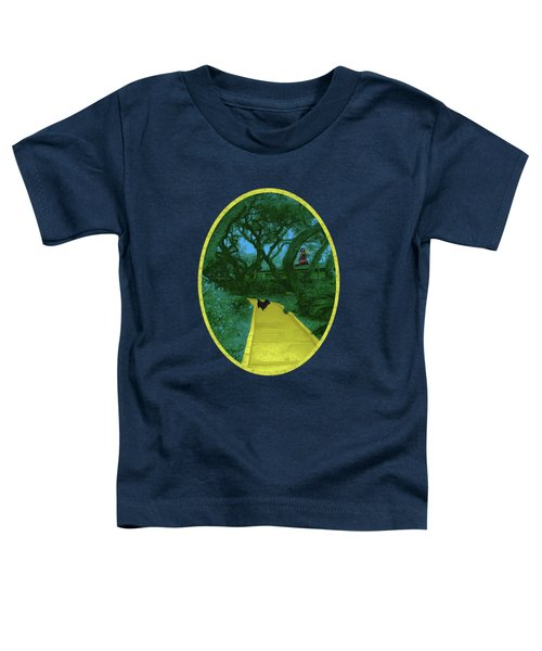 The Road To Oz Toddler T-Shirt
