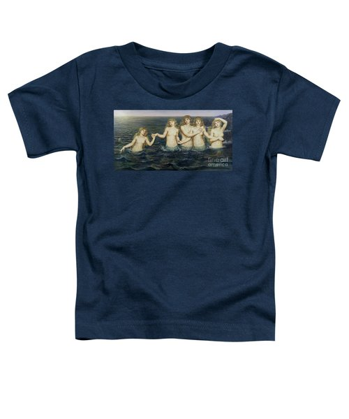 The Sea Maidens Toddler T-Shirt