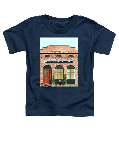 The Stamps Real Estate Co. Toddler T-Shirt