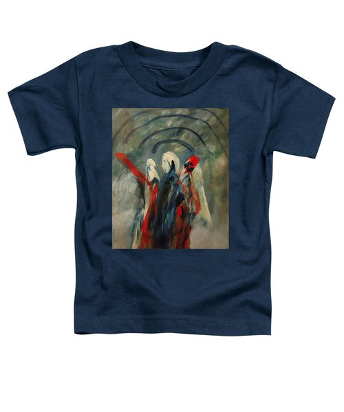 The Three Kings Of Christmas Toddler T-Shirt