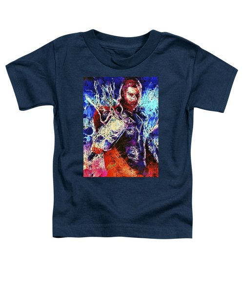 Thor Charged Up Toddler T-Shirt