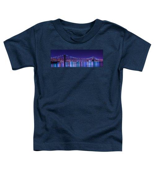 Three Bridges Toddler T-Shirt