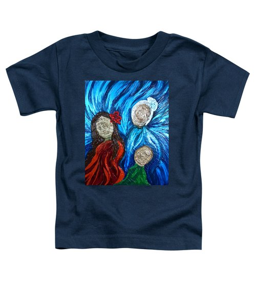 Three Generations Toddler T-Shirt