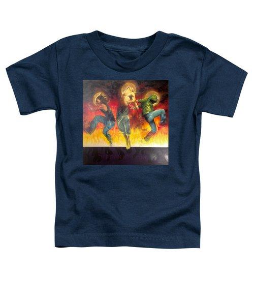 Through The Fire Toddler T-Shirt