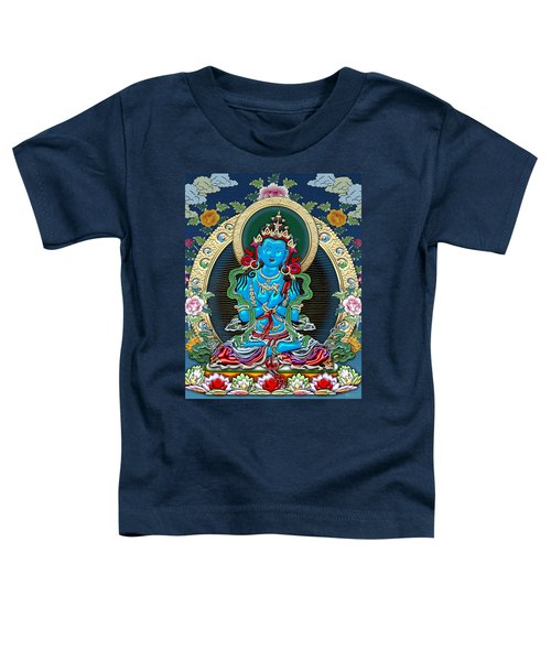 Tibetan Thangka -  Vajradhara Toddler T-Shirt