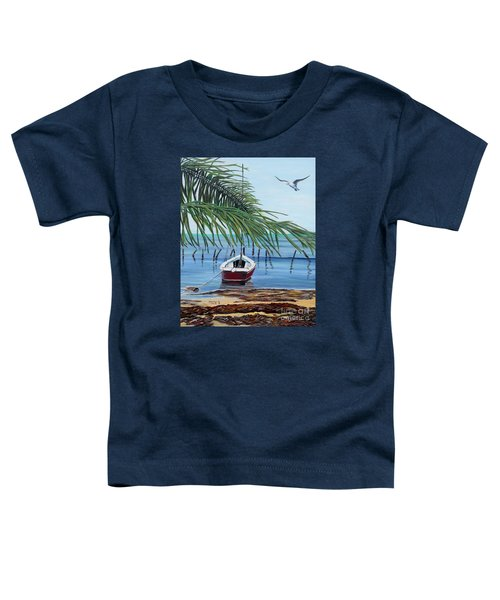 Tides Out Toddler T-Shirt