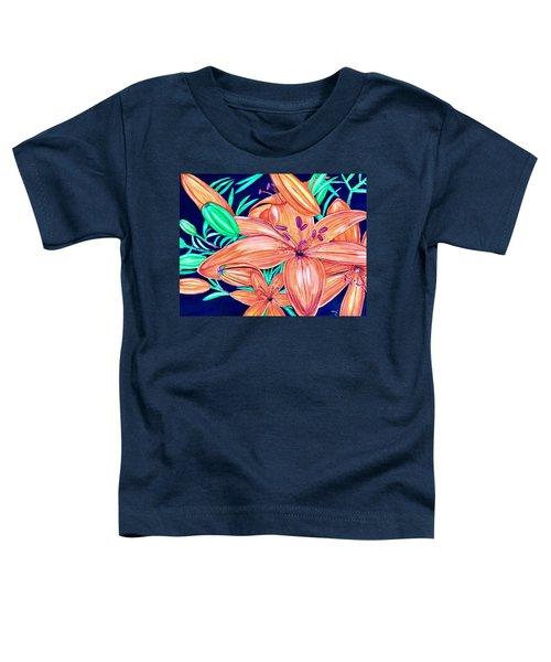 Tigerlilies Toddler T-Shirt