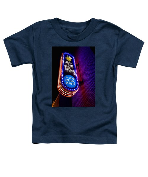 Tin Roof Beale Street Toddler T-Shirt