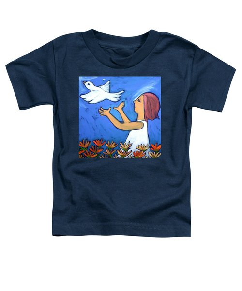 To Fly Free Toddler T-Shirt