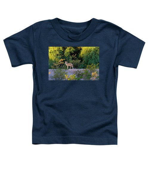 Today's Coyote Toddler T-Shirt