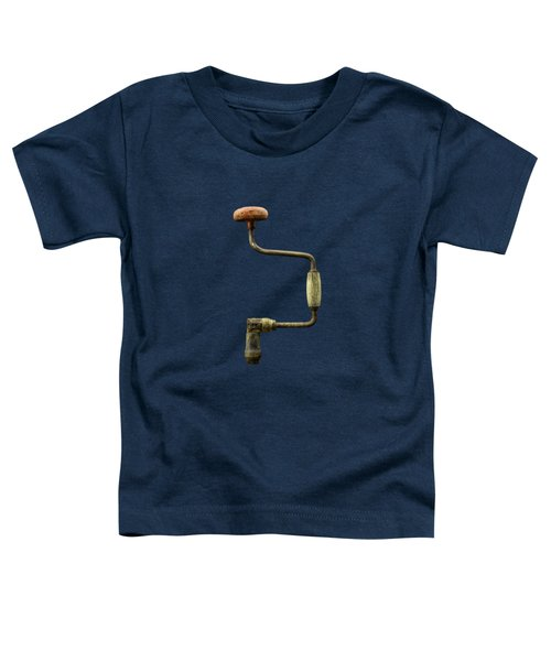 Tools On Wood 58 Toddler T-Shirt