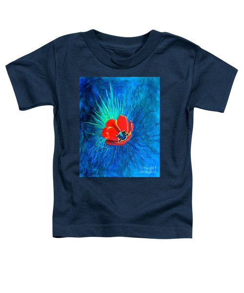 Touched By His Light Toddler T-Shirt