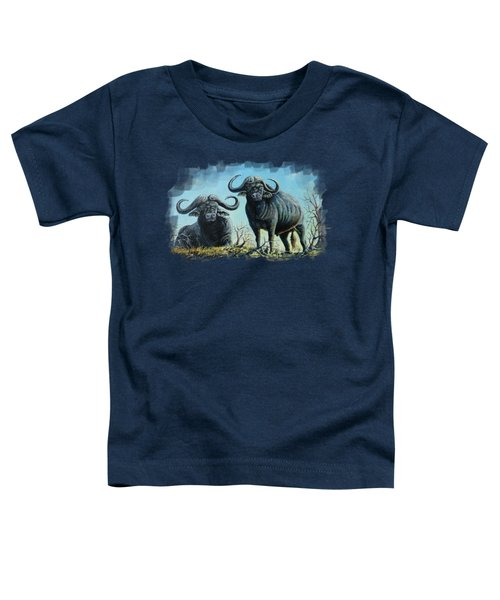 Tough Guys Toddler T-Shirt