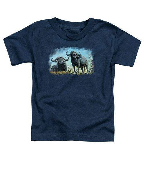 Tough Guys Toddler T-Shirt