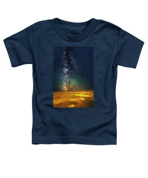 Towards The Core Toddler T-Shirt
