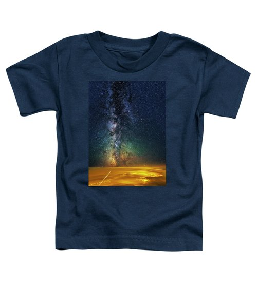 Towards The Core Toddler T-Shirt