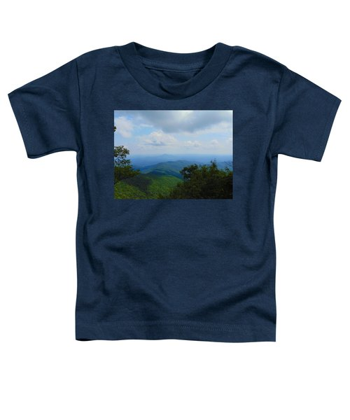 Tray Mountain Summit - North Toddler T-Shirt