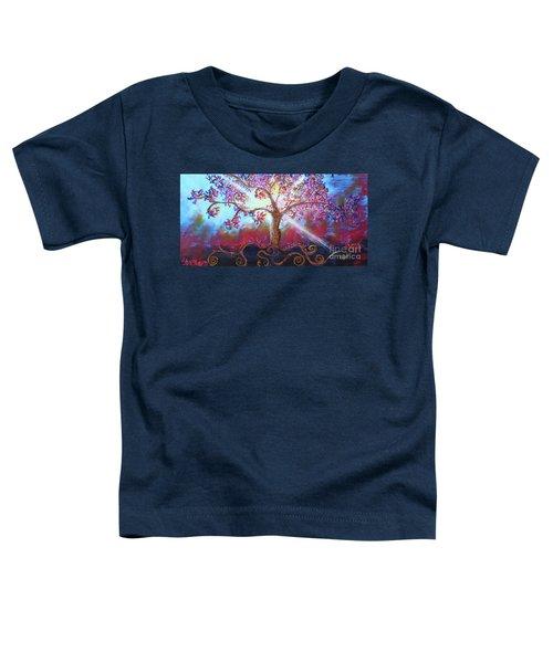 Treevelation Toddler T-Shirt