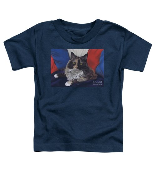Tricolore Toddler T-Shirt