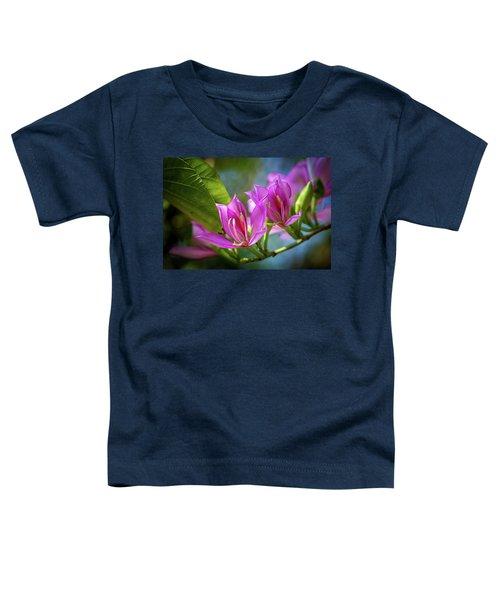 Tropical Line Dance Toddler T-Shirt