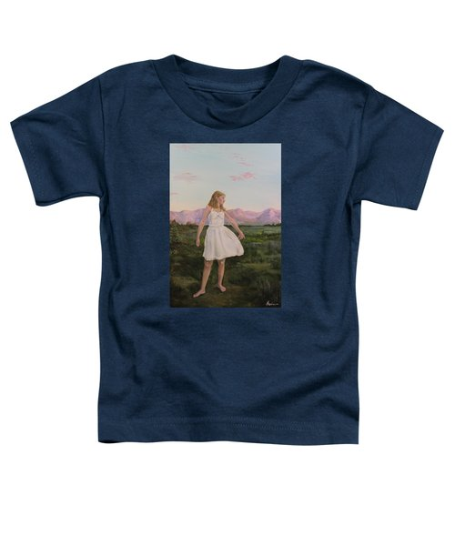 Tuesday's Child Toddler T-Shirt