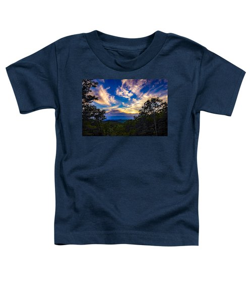 Turn Down The Lights. Toddler T-Shirt