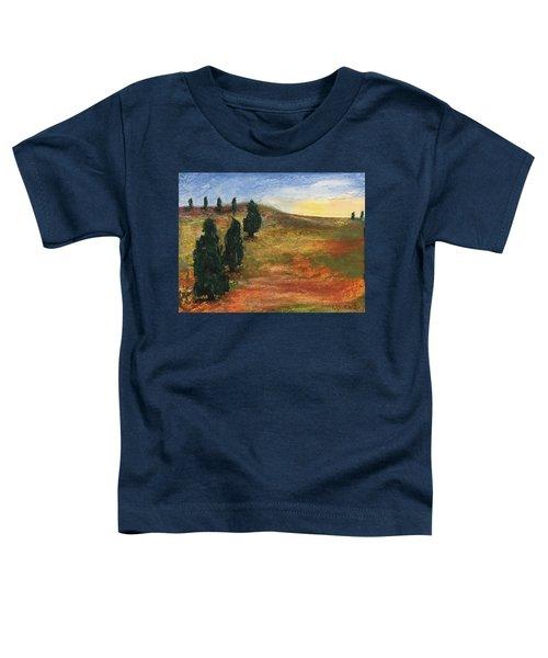 Tuscan Lights Toddler T-Shirt