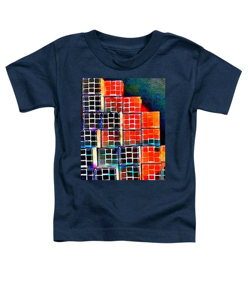 Twenty Four Boxes Toddler T-Shirt