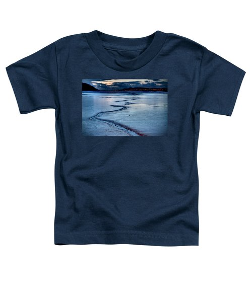 Twilight, Conwy Estuary Toddler T-Shirt