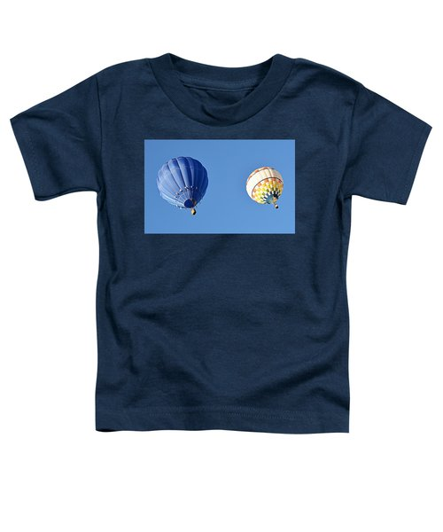 Two High In The Sky Toddler T-Shirt