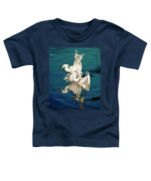 Two In Tandem Toddler T-Shirt