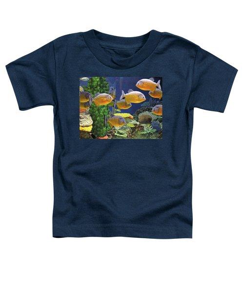 Under The Seen World 5 Toddler T-Shirt