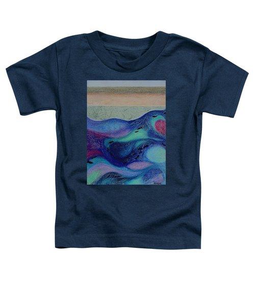 Undersea Movement Toddler T-Shirt