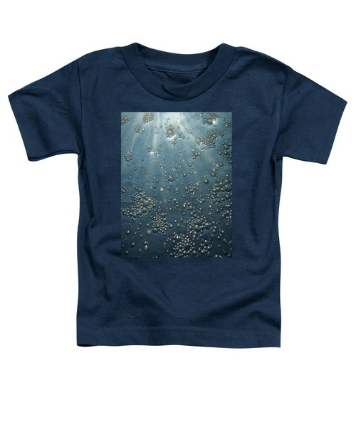 Underwater Bubbles Toddler T-Shirt