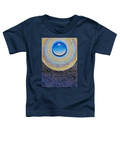 Universal Eye In Blue Toddler T-Shirt