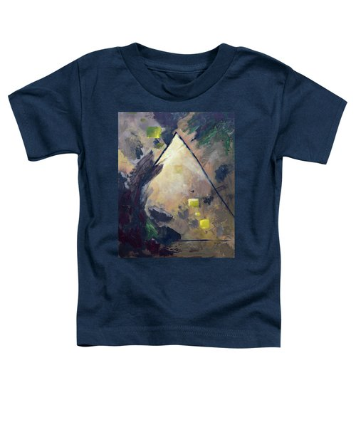 Untitled Abstract 730-17 Toddler T-Shirt