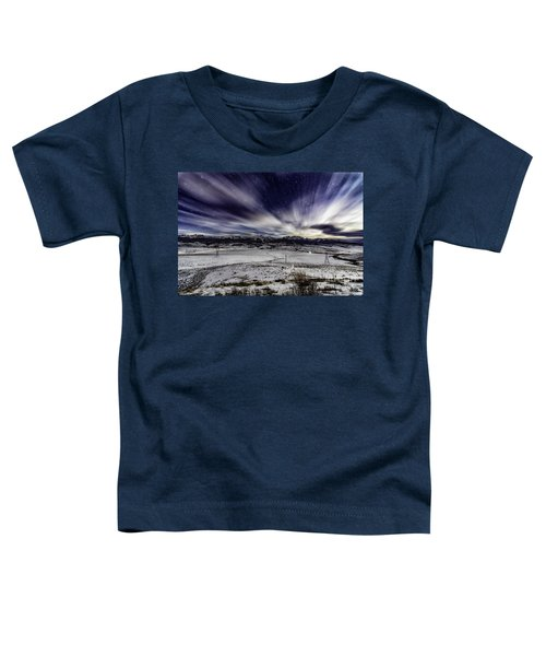 Ute Pass Toddler T-Shirt