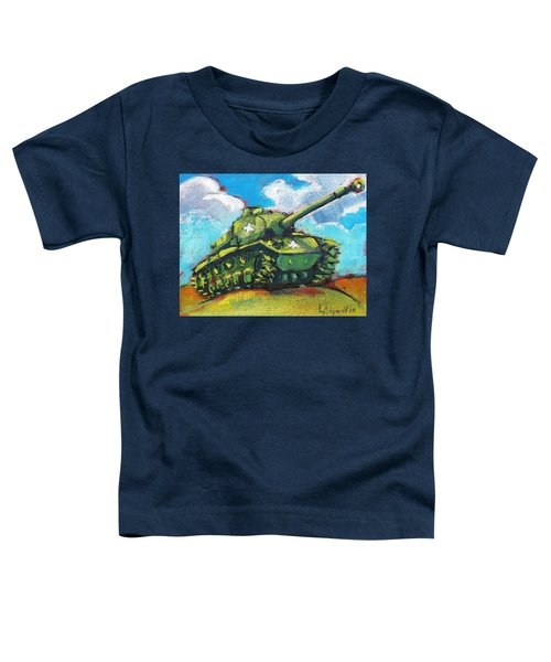 V. F. W. Tank Toddler T-Shirt