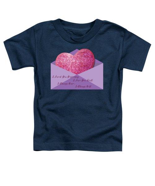 Valentine 05 Toddler T-Shirt