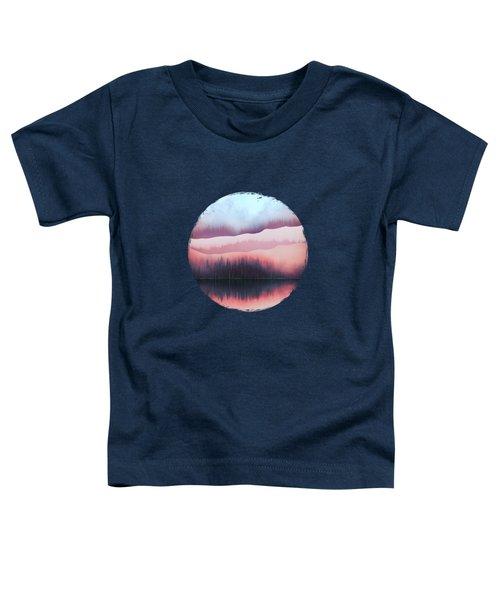 Valentine Forest Toddler T-Shirt