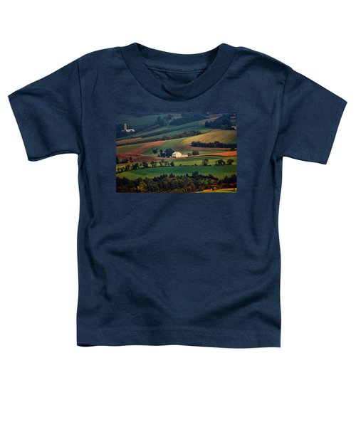 Valley Toddler T-Shirt