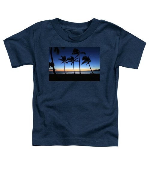 Venus At Sunset Toddler T-Shirt