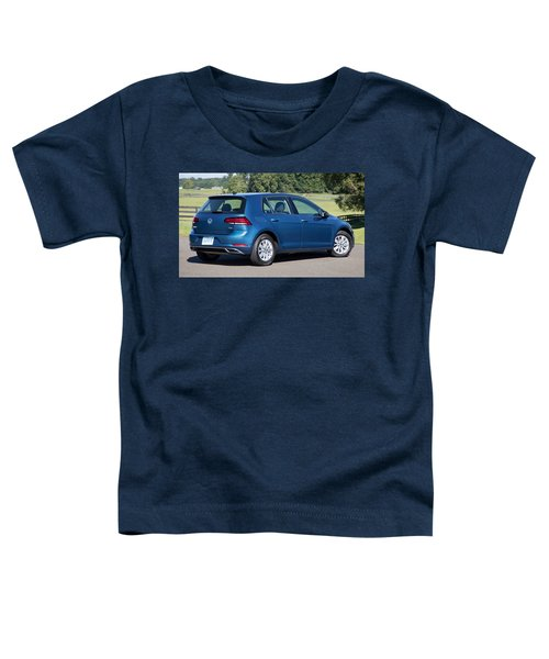 Volkswagen Golf Tsi Toddler T-Shirt