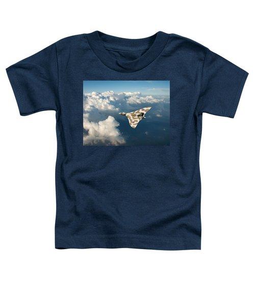 Vulcan Catching The Light Toddler T-Shirt